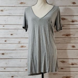 POL Oversized Pocket Tee/Tunic - Size Large